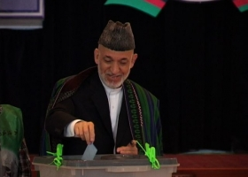 Afghans take another step toward peace: Karzai